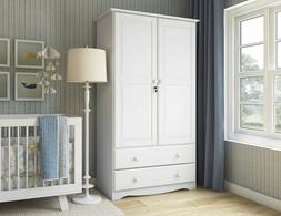 100% Solid Wood Smart Wardrobe/Armoire/Closet by Palace Impo