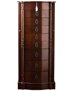 "Hives and Honey 1004-382 Robyn Jewelry Armoire 41"" H x 17.25"