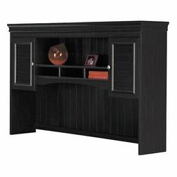 Bush Furniture Fairview Hutch for L Shaped Desk in Antique B