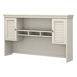Bush Furniture Fairview Hutch for L Shaped Desk in Antique W