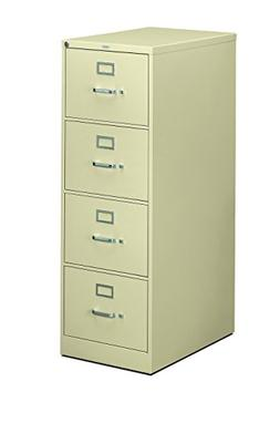 Hon - 310 Series Four-Drawer Full-Suspension File Legal 26-1