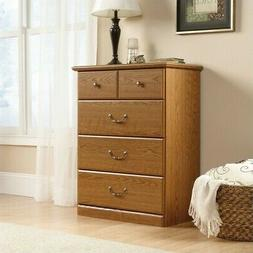"Sauder 401291 Orchard Hills 4-Drawer Chest L: 30.95"" x W: 16"
