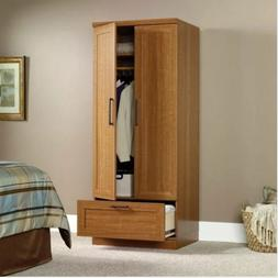 Wardrobe Cabinet Closet for Kids Tall Small Armoire Clothes