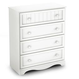 Andover Chest in Pure White