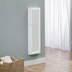Jewelry Armoire with Decorative Front, Multiple Colors,The W