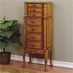 BOWERY HILL Jewelry Armoire