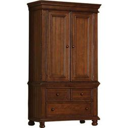 Armoire Wardrobe Cabinet Drawer Dresser Jewelry Closet Stora