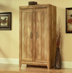 """Hives and Honey """"Crystal"""" Jewelry Armoire White Multi-Purpos"""