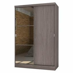 Home Source Industries Audrianna Wardrobe with Sliding Doors
