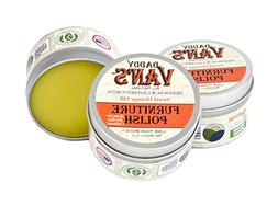 Daddy Van's All Natural Lavender & Sweet Orange Oil Beeswax