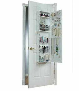 Mirrotek Combination and Makeup Storage Wall Mounted or Over