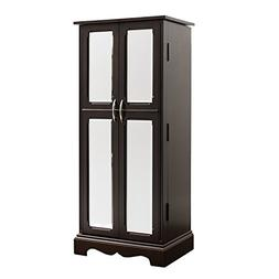 Hives & Honey Chelsea Espresso 42-inch Jewelry Armoire