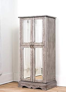 Hives and Honey 6008-332 Chelsea Standing Jewelry Armoire, 1