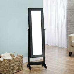 FirsTime Cheval Free Standing Jewelry Armoire
