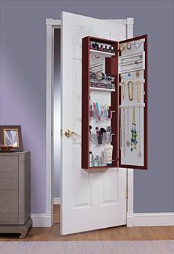 Combination and Makeup Storage Wall Mounted or Over the Door