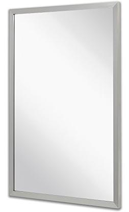 Commercial Restroom Rectangular Wall Mirror | Contemporary I