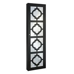 InnerSpace Luxury Products Designer Jewelry Armoire with Dec