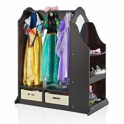 Dress Up Vanity - Espresso