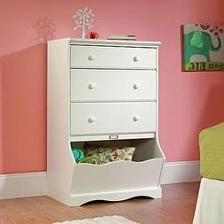 Dressers For Kids 3 Drawer Chest Toy Bin Storage Toddler Bab