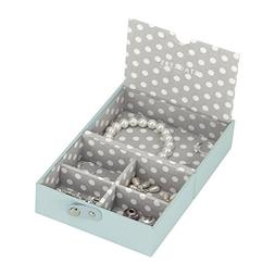Stackers Duck Egg Blue Travel Box