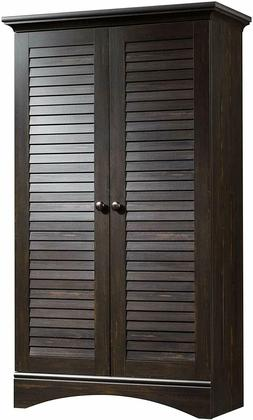Floor Cabinet With Doors Craft Armoire Space Saving Furnitur