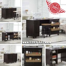foldable sewing table craft hobby work desk