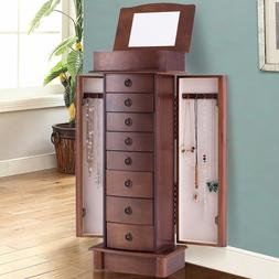 <font><b>Giantex</b></font> Jewelry Cabinet <font><b>Armoire