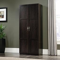 Kitchen Storage Pantry Cabinet Tall Wood Cupboard Bathroom L