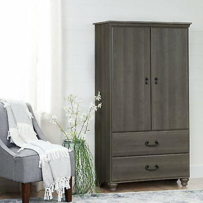 South Shore Noble with 2 in Gray Maple 10243