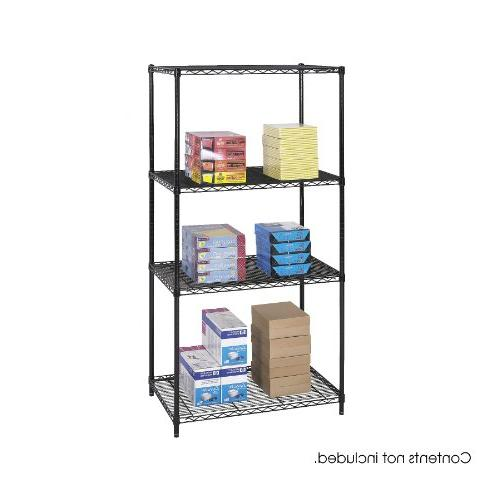 5288bl industrial wire shelving starter