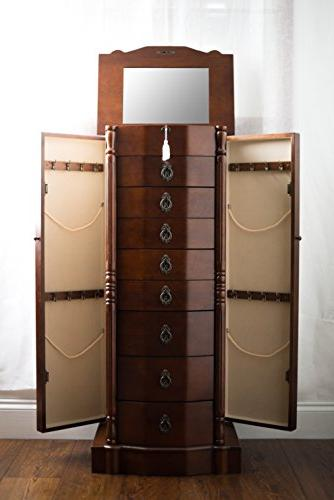 Hives and Honey Robyn Armoire, x Walnut