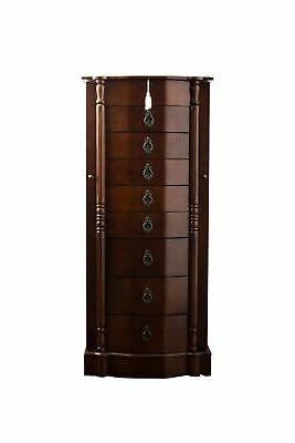 """Hives and Honey 1004-382 Robyn Jewelry Armoire, 41"""" H x 17.2"""