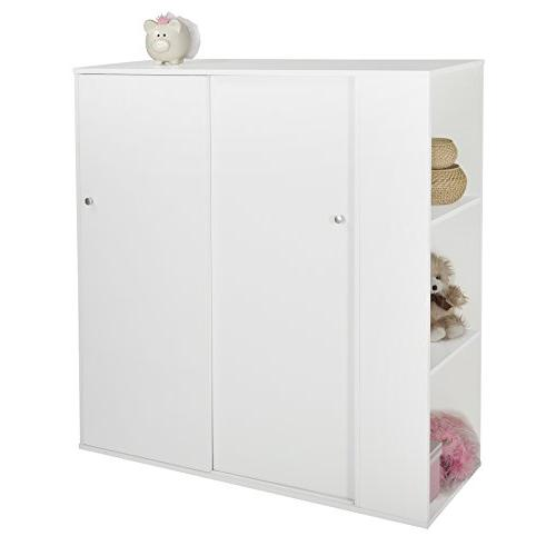 South Cabinet Doors - Toy Organizer,