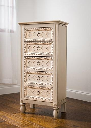 Hives and Abby X 19.5in X Antique Ivory