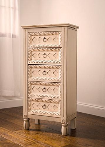 Hives and Honey Abby Antique Ivory