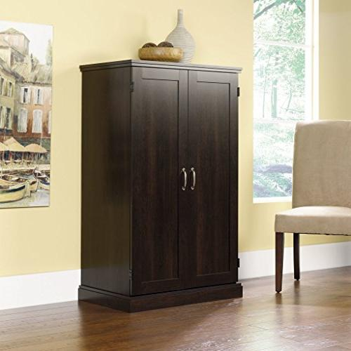 Commercial Armoire Cinnamon Cherry Red 3 CPU tower scratch resistant Dimensions Weight 122