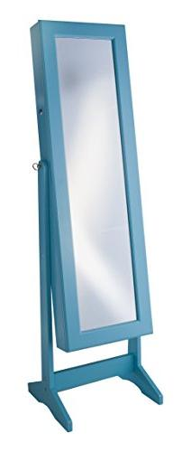 InnerSpace Luxury Products JAFS2-TURQUOISE Cheval Free Stand