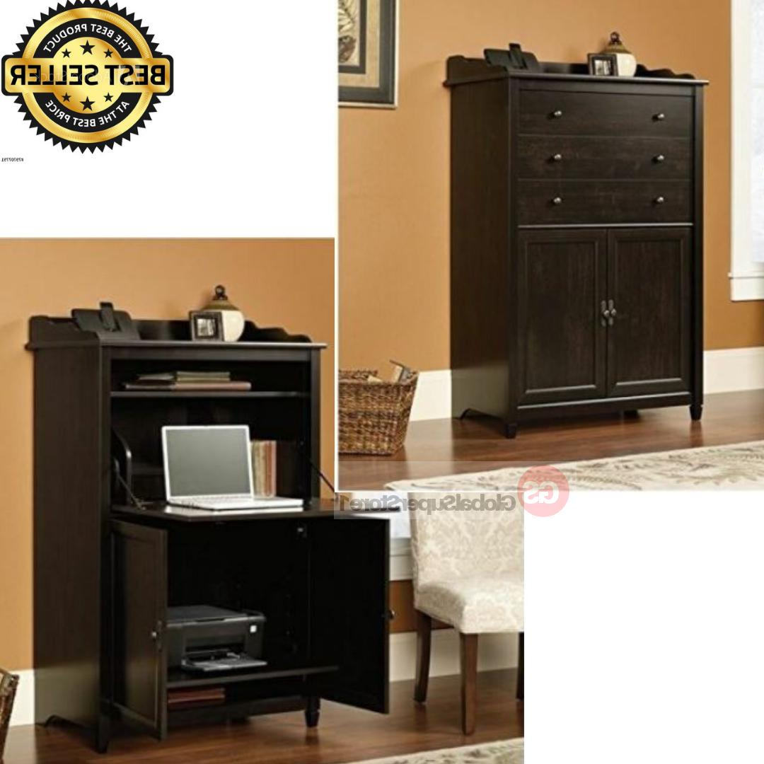 Image of: Computer Armoire Bright Shadow Online