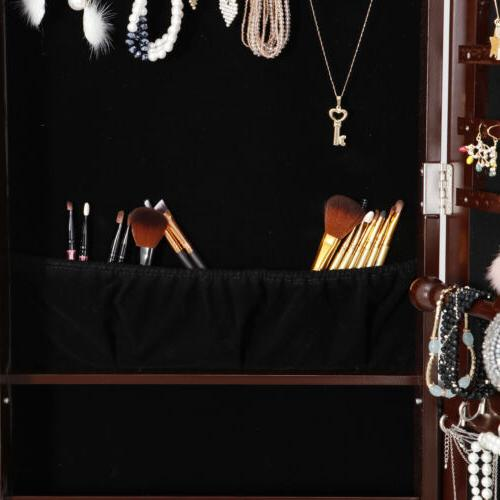 Free Full Mirror Jewelry Cabinet