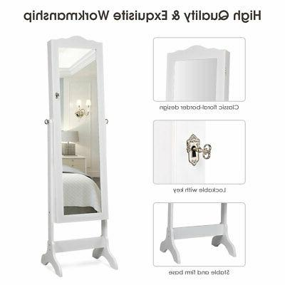 Home Jewelry Armoire Led