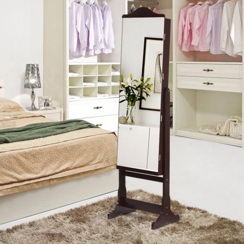 Home Lockable Standing W/ LED