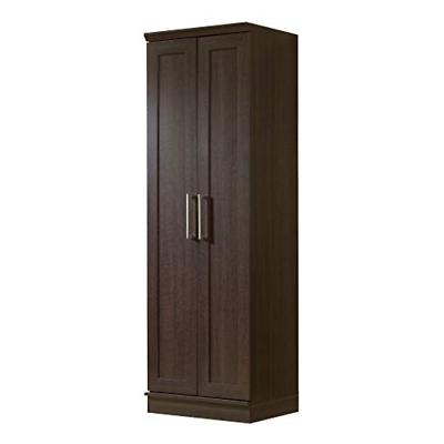 "Sauder Storage Cabinet, L: 23.307"" x Dakota Oak"