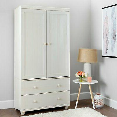 South Shore Armoire With