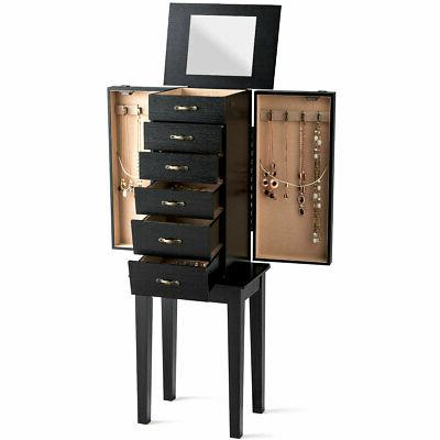 Jewelry Armoire Drawers