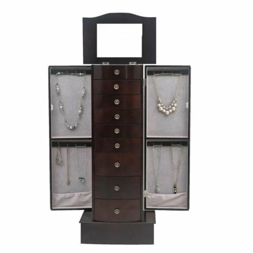 Large Standing Armoire Storage US