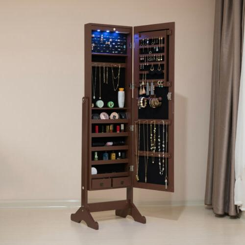 LED Armoire Stand/