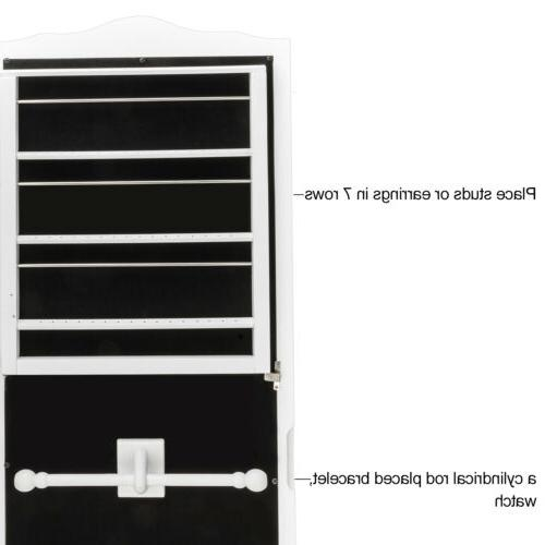 Lockable Armoire Box Stand
