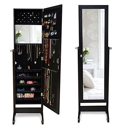 mirror cabinet hanging storage armoire
