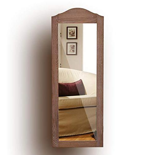 mirrored cabinet armoire wall mounted
