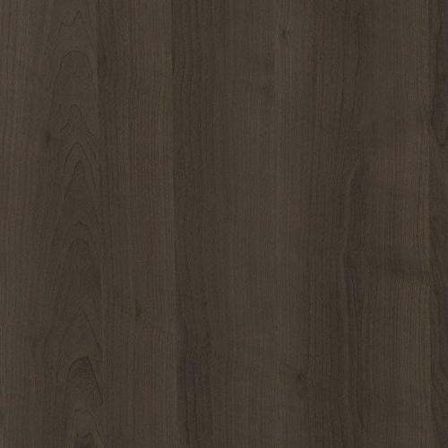 South Tall 4-Door Storage Cabinet Shelves, Gray Maple